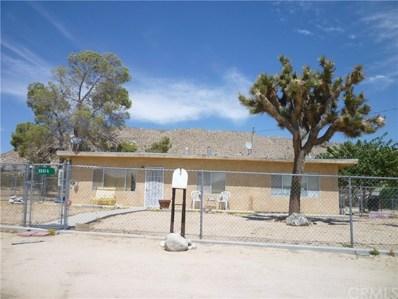55914 Sunland Drive, Yucca Valley, CA 92284 - MLS#: JT18210169
