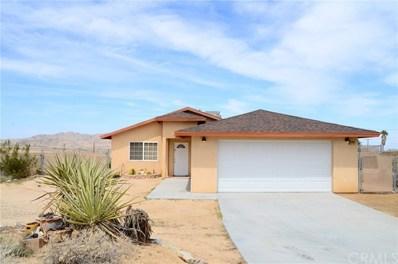 61714 Alta Mesa Drive, Joshua Tree, CA 92252 - MLS#: JT18210507