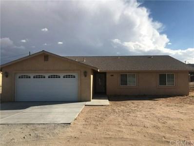 58863 Sun Via Drive, Yucca Valley, CA 92284 - MLS#: JT18212962