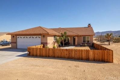 62239 Crestview Drive, Joshua Tree, CA 92252 - MLS#: JT18231024