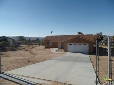 60442 Pueblo, Joshua Tree, CA 92252 - MLS#: JT18232855