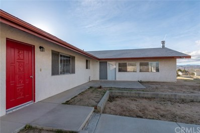 60535 La Mirada, Joshua Tree, CA 92252 - MLS#: JT18232958