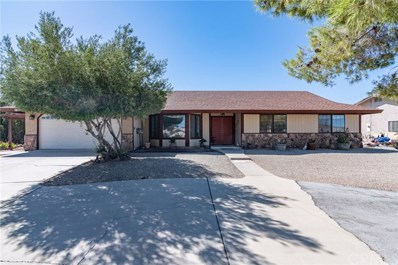 58175 El Dorado Drive, Yucca Valley, CA 92284 - MLS#: JT18234946