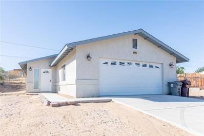 61605 El Cajon Drive, Joshua Tree, CA 92252 - MLS#: JT18235087