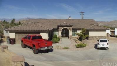 56590 Free Gold Drive, Yucca Valley, CA 92284 - MLS#: JT18237261