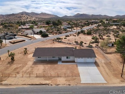 55965 Desert Gold Drive, Yucca Valley, CA 92284 - MLS#: JT18242950
