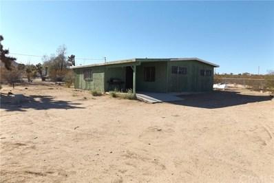 55911 Starlight Mesa Road, Yucca Valley, CA 92284 - MLS#: JT18250839