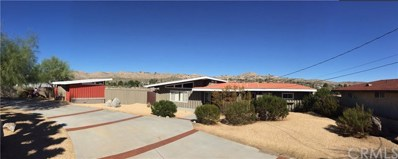 57514 Sunnyslope Drive, Yucca Valley, CA 92284 - MLS#: JT18250926