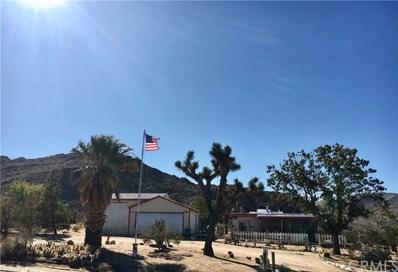 63747 Quail Springs Rd, Joshua Tree, CA 92252 - MLS#: JT18251545