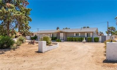 6805 Prescott Avenue, Yucca Valley, CA 92284 - MLS#: JT18256867