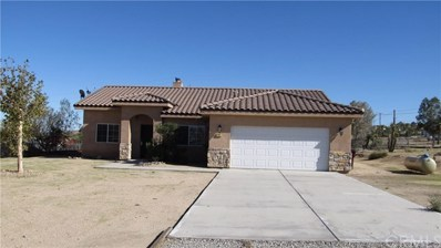 7131 Mecca Road, Joshua Tree, CA 92252 - MLS#: JT18259083