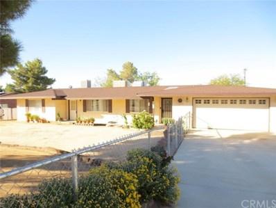 58250 Delano Trail, Yucca Valley, CA 92284 - MLS#: JT18259645