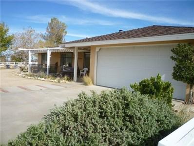 5447 Tom Mix Road, Pioneertown, CA 92268 - MLS#: JT18265193