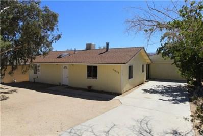 61823 Oleander Drive, Joshua Tree, CA 92252 - MLS#: JT18269544