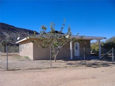2424 Old Woman Springs RD, Yucca Valley, CA 92284 - MLS#: JT18272255