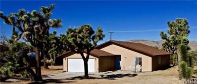 56434 ANACONDA, Yucca Valley, CA 92284 - MLS#: JT18272960