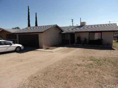 55825 Antelope, Yucca Valley, CA 92284 - MLS#: JT18290038