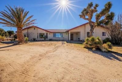58549 Piedmont Drive, Yucca Valley, CA 92284 - MLS#: JT19002380