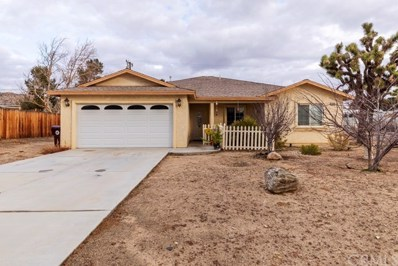 57470 Crestview Drive, Yucca Valley, CA 92284 - MLS#: JT19007386