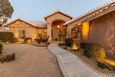 7575 Fairway Drive, Yucca Valley, CA 92284 - MLS#: JT19012000
