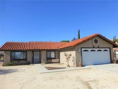 54547 MARTINEZ TRAIL, Yucca Valley, CA 92284 - MLS#: JT19023998