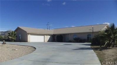 58459 Juarez Drive, Yucca Valley, CA 92284 - MLS#: JT19030083