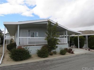 54999 Martinez UNIT 88, Yucca Valley, CA 92284 - MLS#: JT19050738