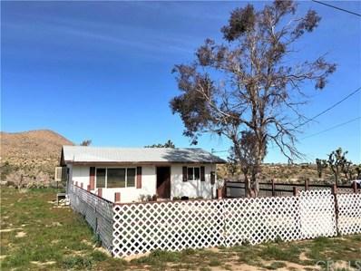 58710 Barron Drive, Yucca Valley, CA 92284 - MLS#: JT19051428