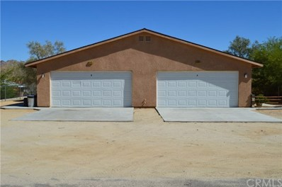 61478 Desert Air Road, Joshua Tree, CA 92252 - MLS#: JT19198286