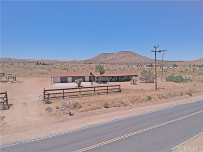 52740 Pipes Canyon Road, Pioneertown, CA 92268 - MLS#: JT19219134