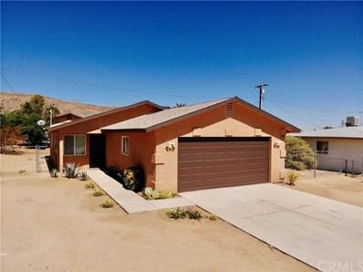 61726 Petunia Drive, Joshua Tree, CA 92252 - MLS#: JT19225201