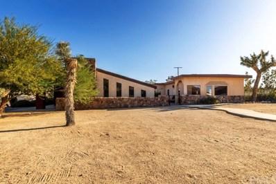 56039 Santa Fe, Yucca Valley, CA 92284 - MLS#: JT19232888