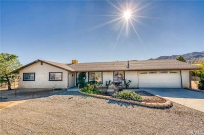 61539 Pueblo, Joshua Tree, CA 92252 - MLS#: JT19265856