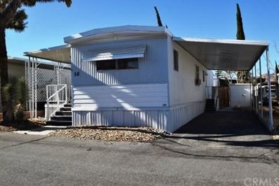 7425 Church Street UNIT 58, Yucca Valley, CA 92284 - MLS#: JT19278407