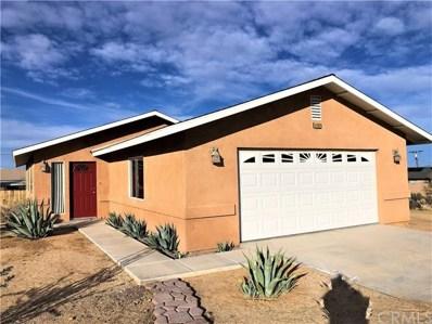 61620 Crest Circle Drive, Joshua Tree, CA 92252 - MLS#: JT19280636