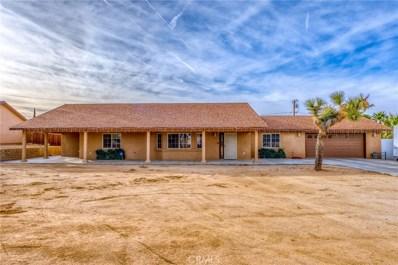 7356 Rubidoux Avenue, Yucca Valley, CA 92284 - MLS#: JT19284810