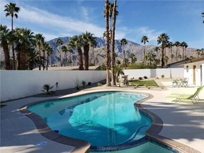 1333 E Delgado Road E, Palm Springs, CA 92262 - #: JT20012337
