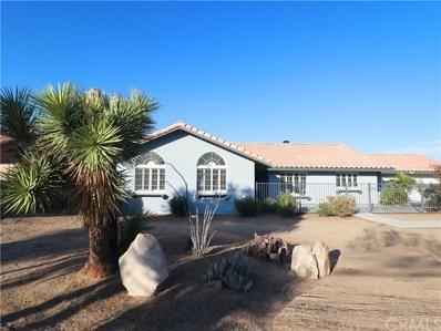 61746 Navajo Trail, Joshua Tree, CA 92252 - MLS#: JT20018014