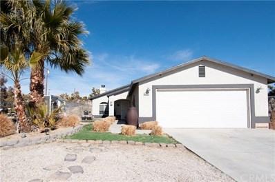 57412 Saint Marys Drive, Yucca Valley, CA 92284 - MLS#: JT20021102