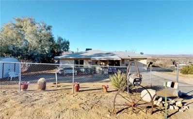 61788 Alta Vista Drive, Joshua Tree, CA 92252 - MLS#: JT20028141