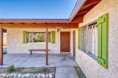 6747 Conejo Avenue, Joshua Tree, CA 92252 - MLS#: JT20029744