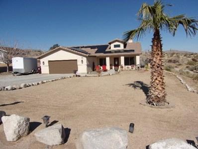 61776 Pueblo, Joshua Tree, CA 92252 - MLS#: JT20033347