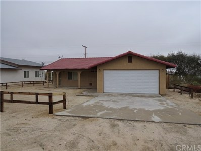 6363 Mojave Avenue, 29 Palms, CA 92277 - MLS#: JT20068049