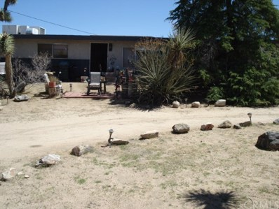 7545 Warren Vista Avenue, Yucca Valley, CA 92284 - MLS#: JT20075012
