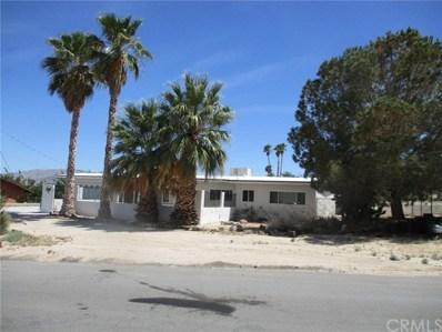 73467 Desert Trail Drive, 29 Palms, CA 92277 - #: JT20109266