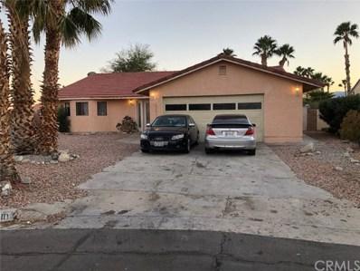 64910 Boros Court, Desert Hot Springs, CA 92240 - MLS#: JT20260388