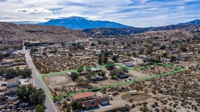 49638 Mojave Drive, Morongo Valley, CA 92256 - MLS#: JT21013083