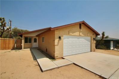 61970 Petunia Drive, Joshua Tree, CA 92252 - MLS#: JT21125034