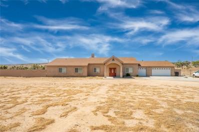 57375 Buena Vista Drive, Yucca Valley, CA 92284 - MLS#: JT21141297
