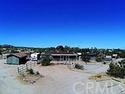 5466 Yucca Mesa Road, Yucca Valley, CA 92284 - MLS#: JT21162517
